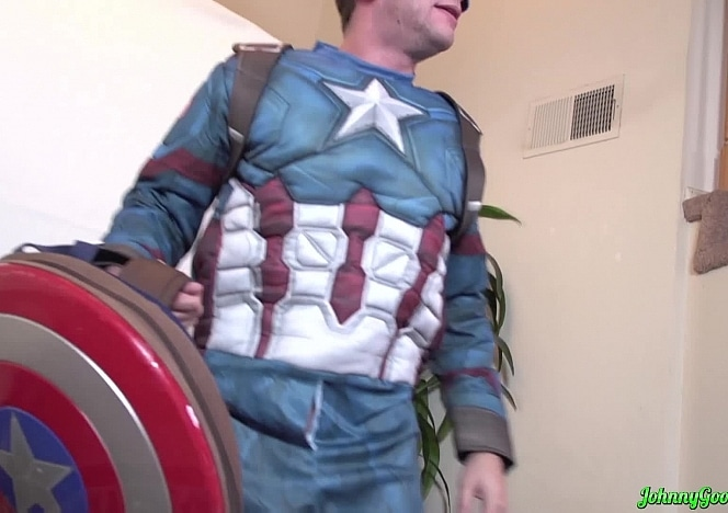johnnygoodluck/Captain_America_Gets_Lost_In_The_DC_Universe